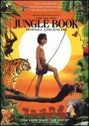 Druhá kniha džunglí Rudyarda Kyplinga - Mauglí a Balú