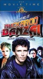 Dobrodružství Buckaroo Banzai napříč osmou dimenzí  - Adventures of Buckaroo Banzai Across the 8th Dimension, The