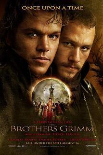 Kletba bratří Grimmů  - Brothers Grimm, The