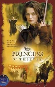 Princezna zlodějů