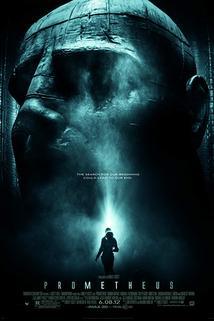 Plakát k filmu: Prometheus 3D