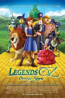 Legenda Země Oz: Dorotka se vrací