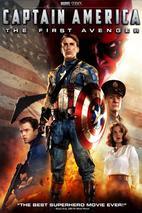 Plakát k filmu: Captain America: První Avenger