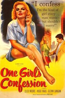 Přiznání jedné dívky