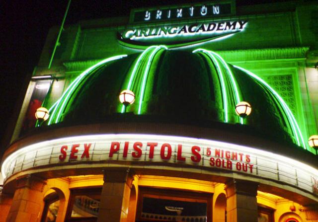 Sex Pistols: Anglie tu bude navždy
