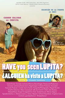 ¿Alguien ha visto a Lupita?