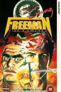 Crying Freeman 5: Senjô no kishimojin