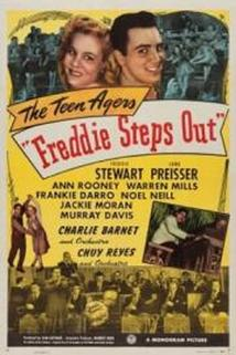 Freddie Steps Out