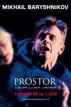 Plakát k filmu: Michail Baryšnikov: Prostor