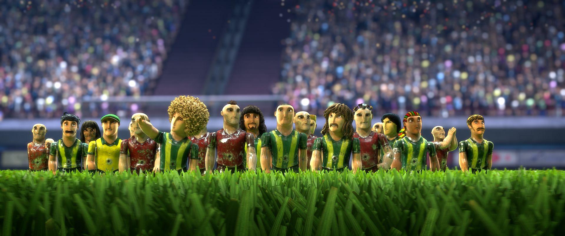 Hurá na fotbal