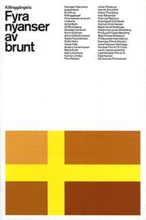 Čtyři odstíny hnědé  - Fyra nyanser av brunt