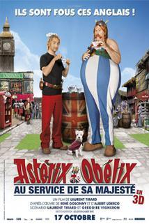 Asterix & Obelix ve službách jejího veličenstva