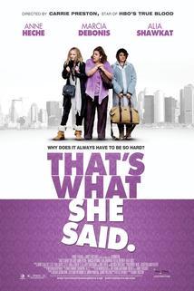 That's What She Said  - That's What She Said