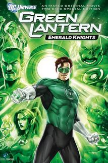 Green Lantern: Emerald Knights  - Green Lantern: Emerald Knights