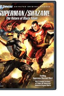 DC Showcase: Superman/Shazam!: The Return of Black Adam