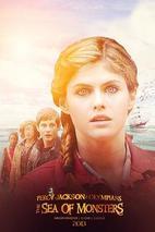 Plakát k filmu: Percy Jackson: Moře nestvůr