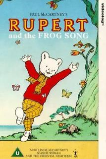 Rupert and the Frog Song