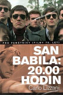 San Babilo - 20 hodin  - San Babila ore 20 un delitto inutile