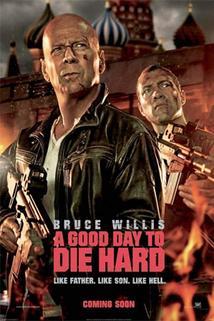 Plakát k filmu: Smrtonosná past: Opět v akci