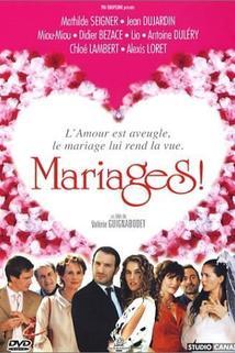 Vdavky, sňatky, svazky