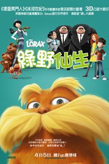Plakát k filmu: Lorax 3D