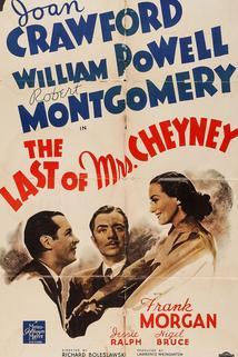 The Last of Mrs. Cheyney  - The Last of Mrs. Cheyney
