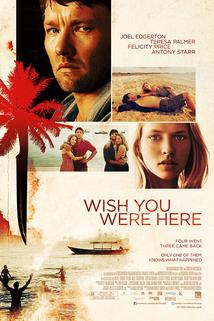 Kdybys tu byl  - Wish You Were Here