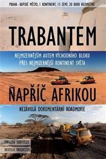 Plakát k filmu: Trabantem napříč Afrikou