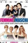 Femmine contro maschi (2011)