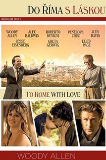 Plakát k filmu: Do Říma s láskou