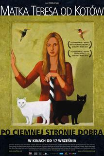 Plakát k filmu: Matka Tereza od koček
