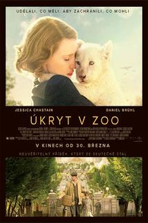 Úkryt v ZOO  - Zookeeper's Wife, The