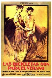 Bicykly jsou jen na léto  - Las bicicletas son para el verano