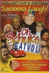 Oh Schuks... I'm Gatvol
