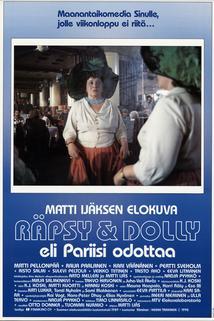 Räpsy ja Dolly eli Pariisi odottaa