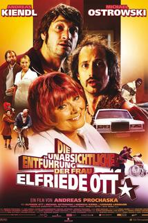 Plakát k filmu: Neúmyslný únos Elfriede Ott