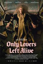 Plakát k filmu: Přežijí jen milenci