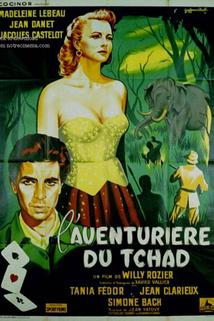 L'aventurière du Tchad
