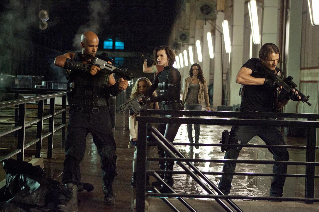 Resident Evil : Odveta