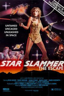 Hvězdný kriminál: Útěk  - Prison Ship