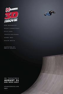 X Games 3D: The Movie  - X Games 3D: The Movie