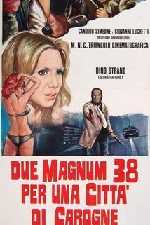 Due Magnum .38 per una città di carogne