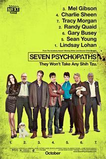 Sedm psychopatů  - Seven Psychopaths