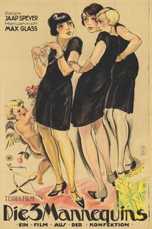 Die drei Mannequins