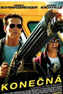 Plakát k filmu: Konečná