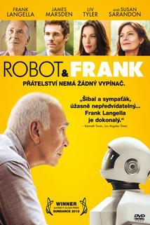 Robot a Frank  - Robot and Frank