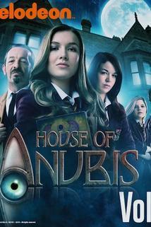 Záhada Anubisova domu