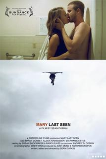 Mary naposledy spatřena