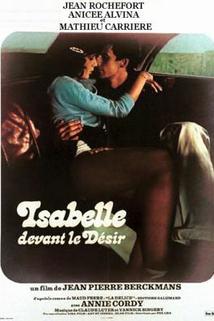 Isabelle devant le désir