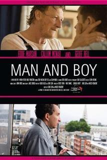 Muž a kluk